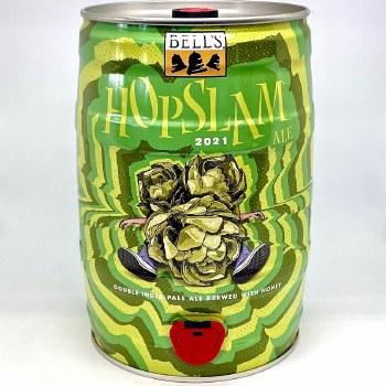 Bell's: Hopslam 5 Liter Mini Keg