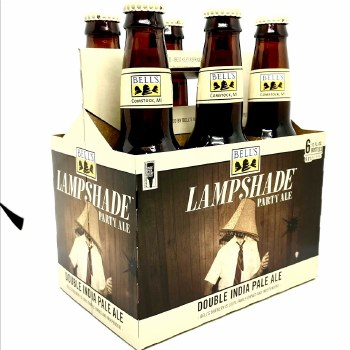 Bell's: Lampshade Party Ale 6 Pack