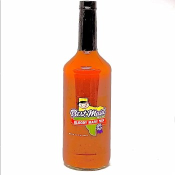 Best Maid: Bloody Mary Mix 32oz Bottle