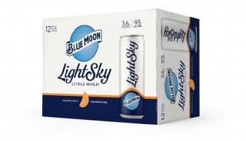 Blue Moon: Light Sky 12 Pack