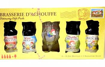 La Chouffe Blond 4pk Gift Pack