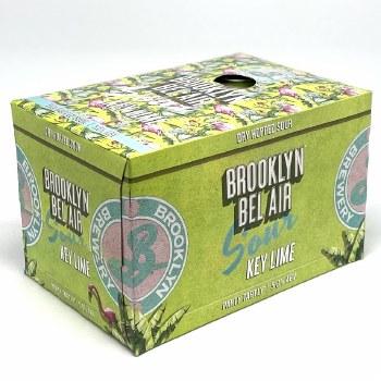 Brooklyn: Bel Air Key Lime Sour 6 Pack