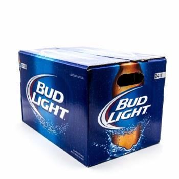 Bud Light: 24 Pack (Bottles)