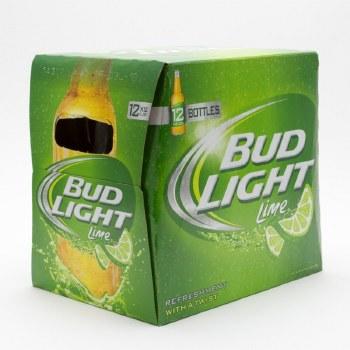 Bud Light: Lime 12 Pack (Bottles)