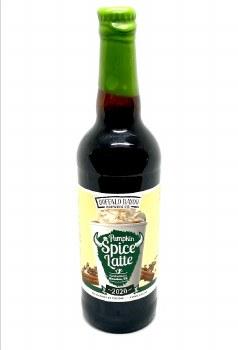Buffalo Bayou: Pumpkin Spice Latte 22oz Bottle