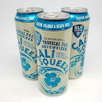 SLO Brew: Cali Squeeze Tropical P.O.G. 16oz Can