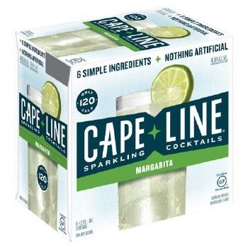 Cape Line: Margarita 6 Pack