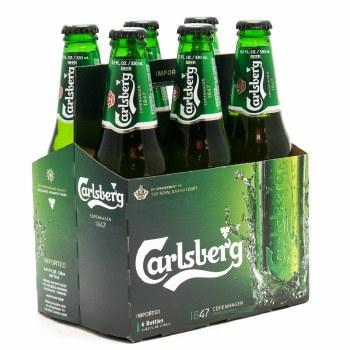Carlsberg 6 Pack