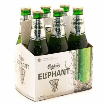 Carlsberg: Elephant 6 Pack