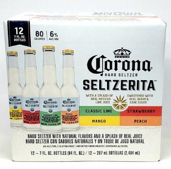 Corona: Seltzerita Variety 12 Pack Bottles