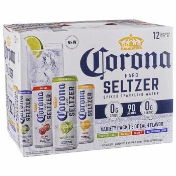 Corona: Seltzer Variety 12 Pack