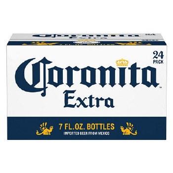 Corona: Coronita 24 Pack (Bottles)