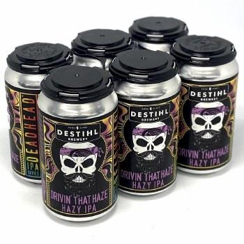 Destihl: Drivin' That Haze 6 Pack Cans