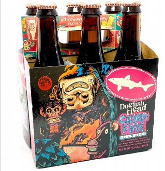 Dogfish: Campfire Amplifier 6 Pack Bottle