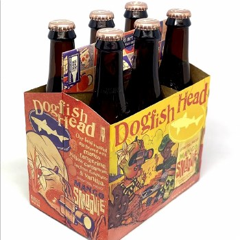 Dogfish Head: Mango Smoovie 6 Pack 12oz
