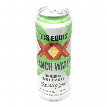 Dos Equis: Ranch Water Lime 24oz Can