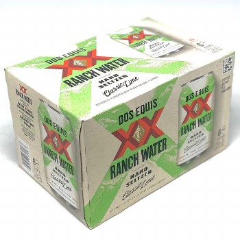 Dos Equis: Ranch Water Lime 6 Pack Cans