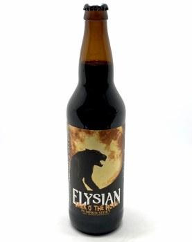 Elysian: Dark O' The Moon Pumpkin Stout 1 Pint