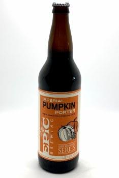 Epic: Imperial Pumpkin Porter 1 Pint Bottle