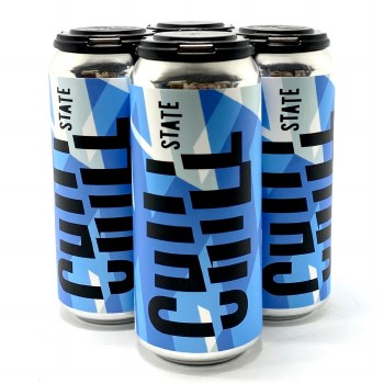 Fair State: Chill State 4 Pack 16oz Cans