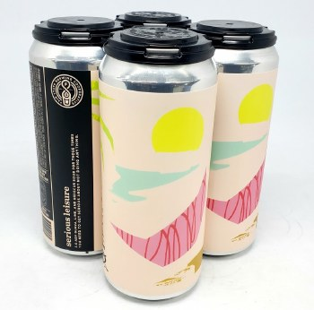 Fair State: Serious Leisure 4 Pack Cans