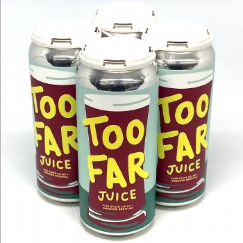 Fair State: Too Far Juice 4 Pack