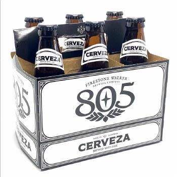 Firestone Walker: 805 Cerveza 6 Pack Bottle