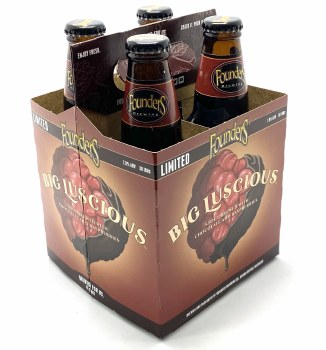 Founders: Big Luscious 4 Pack