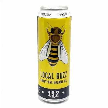 Four Corners: Local Buzz 19.2oz Can