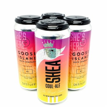 Goose Island: Shea-Coul-Ale 4 Pack Cans