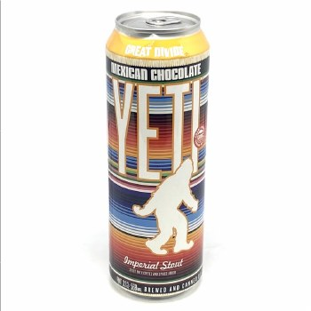 Great Divide: Mexican Chocolate Yeti 19.2oz Can