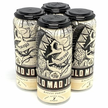 Great Raft: Old Mad Joy 4 Pack Cans