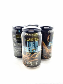 Hop And Sting: BA Frigid Underworld 4 Pack