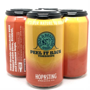 Hop And Sting: Peel It Back 4 Pack