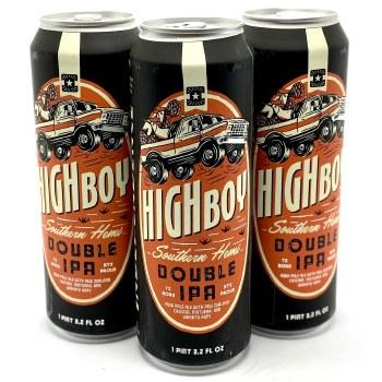 Independence: Highboy Double IPA Single 19.2oz