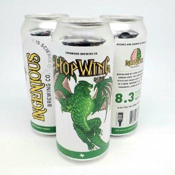 Ingenious: Hopwing DIPA 16oz Can