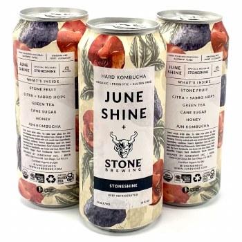 June Shine: StoneShine 16oz Can
