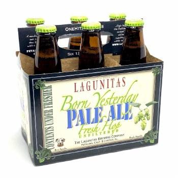Lagunitas: Born Yesterday Pale Ale 6 Pack