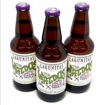 Lagunitas: Waldo's Special Ale 12oz Bottle