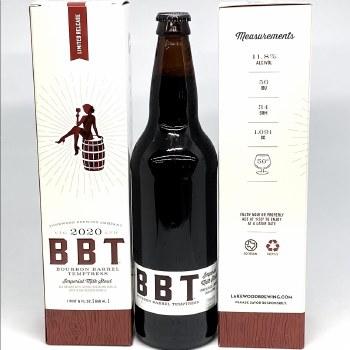 Lakewood: Bourbon Barrel Temptress(BBT) 2020 22oz Bottle