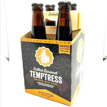 Lakewood: Salted Caramel Temptress 4 Pack