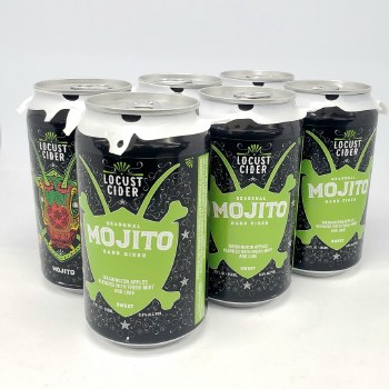 Locust: Mojito Cider 6 Pack Cans