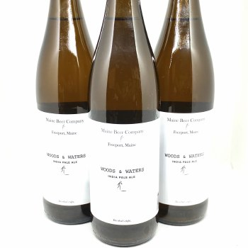 Maine Beer Co: Woods and Waters 500 Ml Bottle