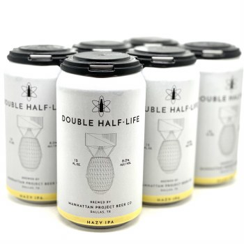 Manhattan Project: Double Half LIfe 6 Pack