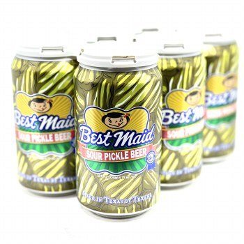 Martin House: Pickle Beer 6 Pack
