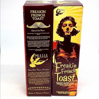 Martin House: Freakin French Toast 2 Pack Cans