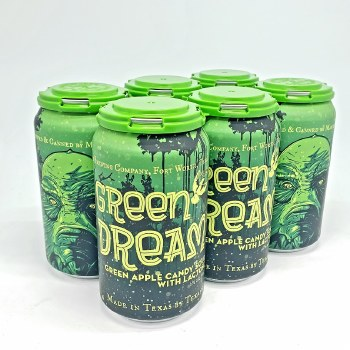 Martin House: Green Dream 6 Pack Cans