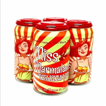 Martin House: Miss Marmalade 4 Pack