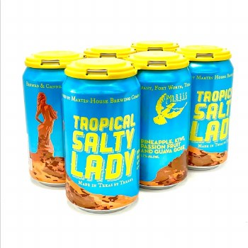 Martin House: Tropical Salty Lady 6 Pack