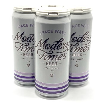 Modern Times: Space Ways 4 Pack
